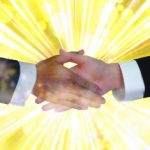 握手の効果