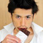 チョコの意外な効果