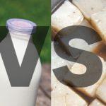 「牛乳」よりも「こんにゃく」の方が水分を多く含んでいる!?牛乳とこんにゃくの良いとこ悪いとこ?!