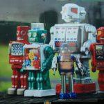 進化する身近なロボットをちょっとだけ学んでみる?!